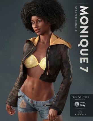 Promo DAZ Monique7